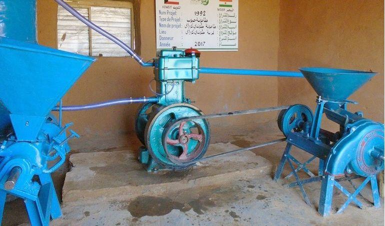Directaid مشاريع التنمية Niger Mill - 2 8