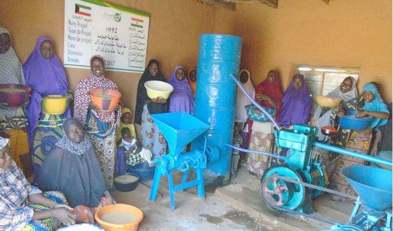 Directaid مشاريع التنمية Niger Mill - 2 9