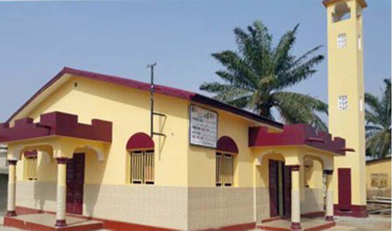 Directaid  Al-Oun Masjid 1