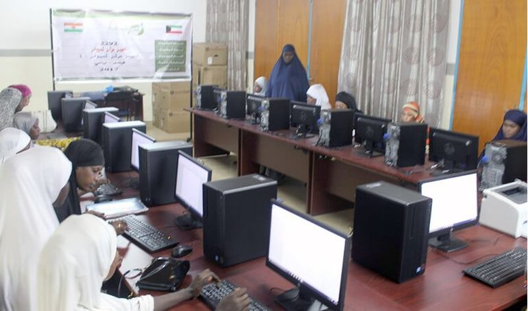 Directaid مشاريع التنمية Computer Center - 1 2