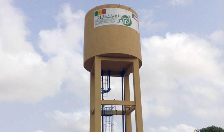 Directaid مشاريع المياه Umma Well - 3 6