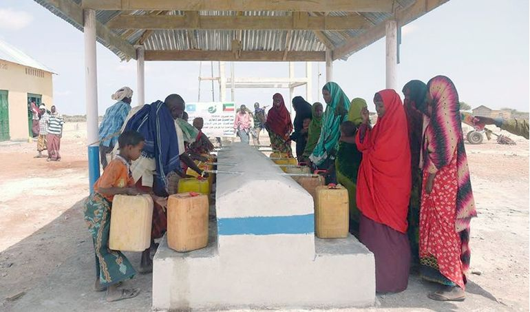 Directaid Water Projects Hiran Well - Somalia 2