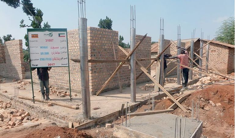 Directaid مساجد ومشاريع دعوية Safa and Marwa Masjid 3
