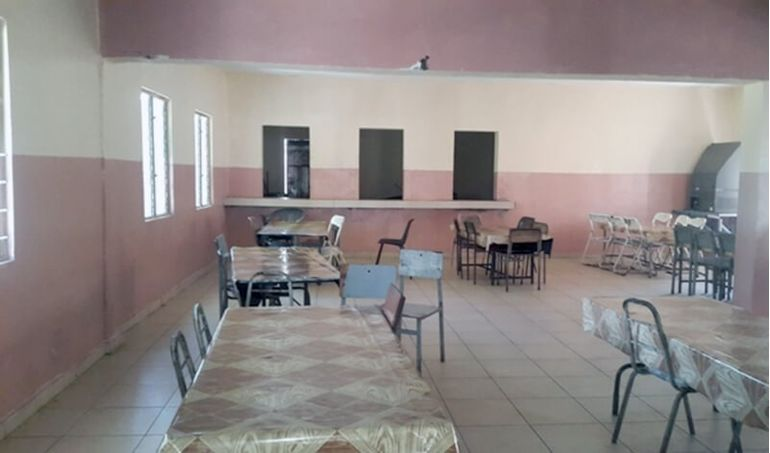 Directaid development Dining Hall - Ibn Khaldun Center 3