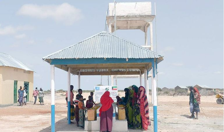 Directaid Water Projects Hiran Well - Somalia 3