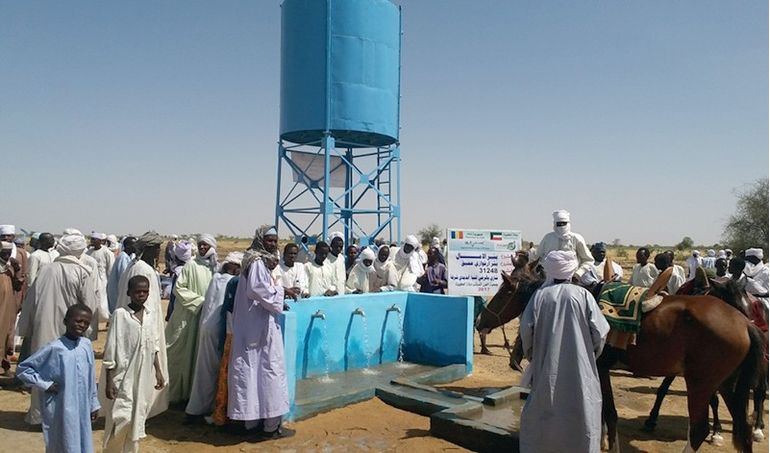 Directaid Water Projects Al-Amal Well 4