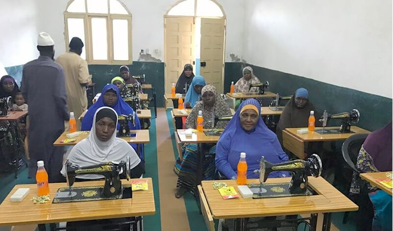 Directaid development Sewing Center - 3 5