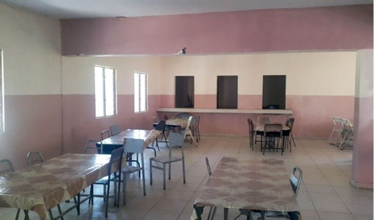 Directaid مشاريع التنمية Dining Hall - Ibn Khaldun Center 5