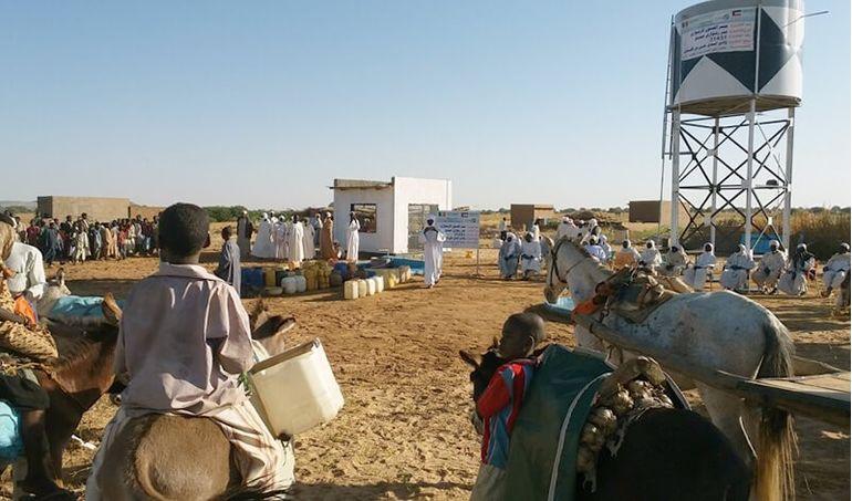 Directaid  Al-Oun Well 1