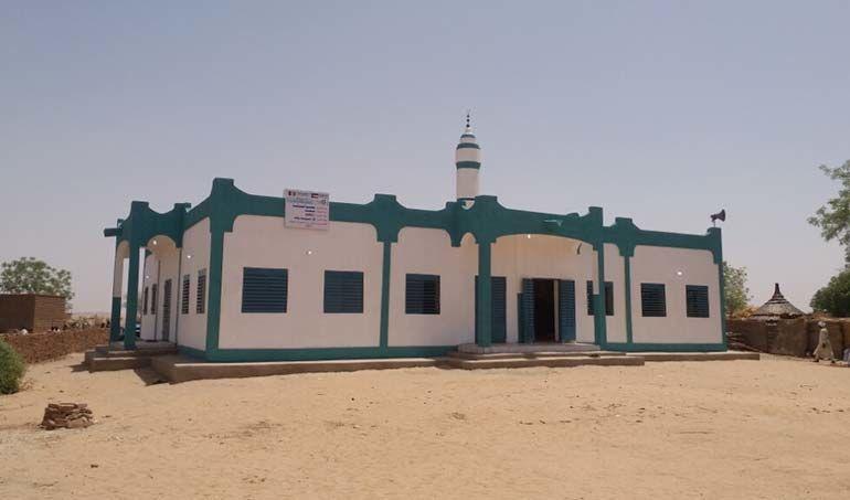 Directaid Masajid Masjid albarakah 1