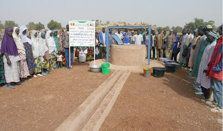 Directaid Water Projects Dhul Hijjah surface Wells 17