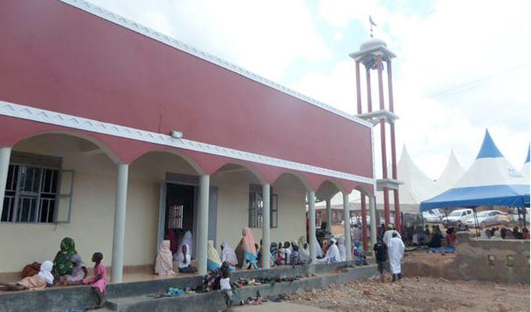 Directaid مساجد ومشاريع دعوية Safa and Marwa Masjid 16