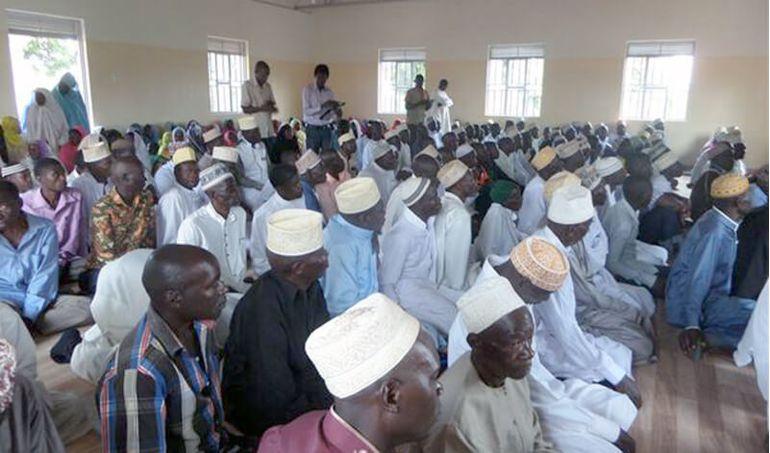 Directaid مساجد ومشاريع دعوية Safa and Marwa Masjid 17