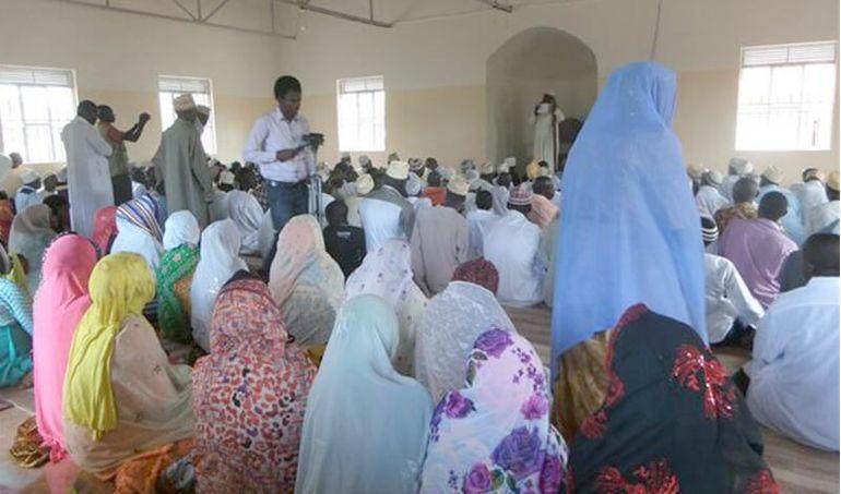 Directaid مساجد ومشاريع دعوية Safa and Marwa Masjid 18