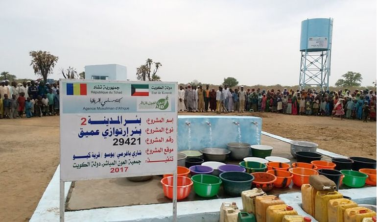 Directaid Water Projects Al-Madinah artesian well - 2 11