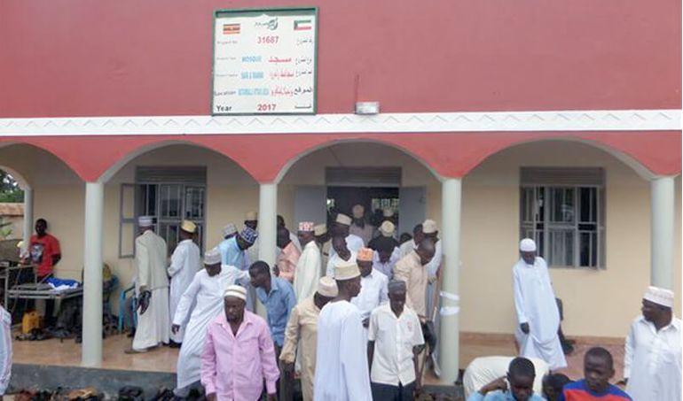Directaid مساجد ومشاريع دعوية Safa and Marwa Masjid 19