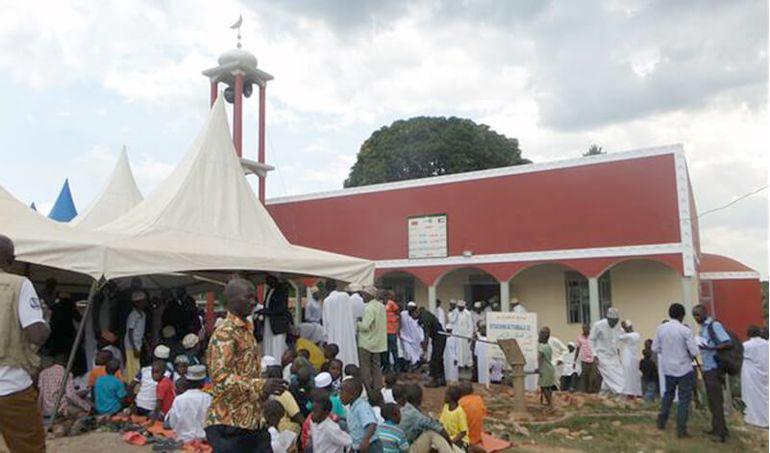 Directaid  Safa and Marwa Masjid 1