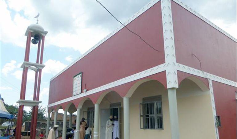 Directaid مساجد ومشاريع دعوية Safa and Marwa Masjid 7