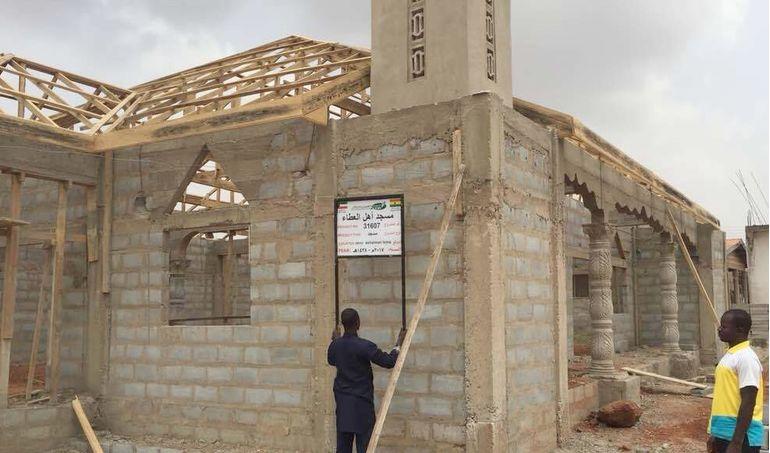 Directaid مساجد ومشاريع دعوية Ahl Al-Ataa Masjid 11