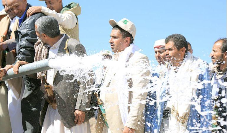 Directaid  Project of the last ten - night 27 - Soqya Yemen 1