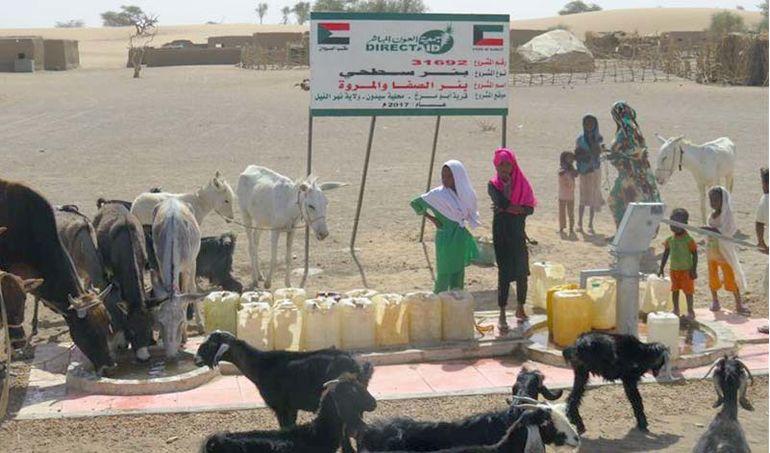 Directaid  Safa and Marwa Well 1