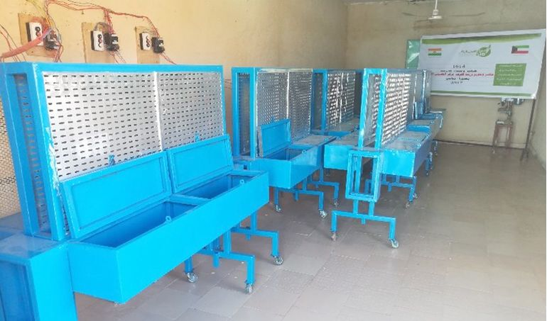 Directaid مشاريع التنمية Training Unit -1-Niger 1