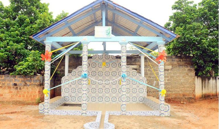 Directaid مشاريع المياه Al-Mahaba Well - 2 1