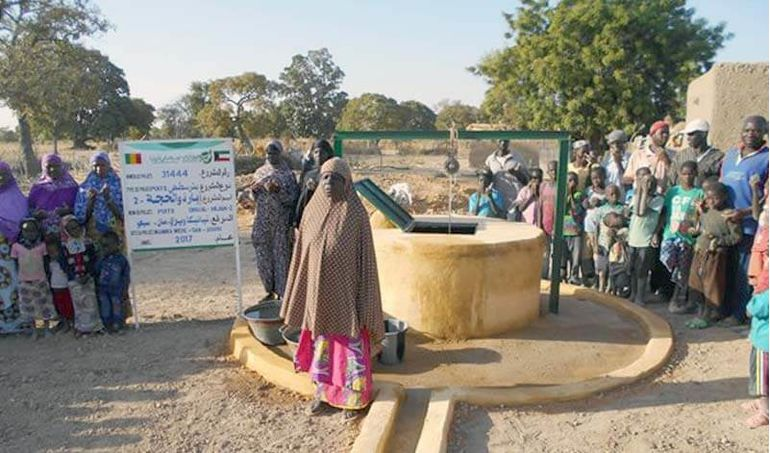 Directaid Water Projects Dhul Hijjah surface Wells 2