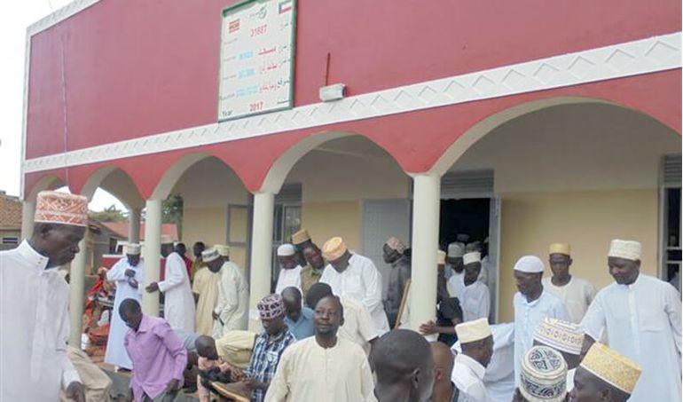 Directaid مساجد ومشاريع دعوية Safa and Marwa Masjid 25