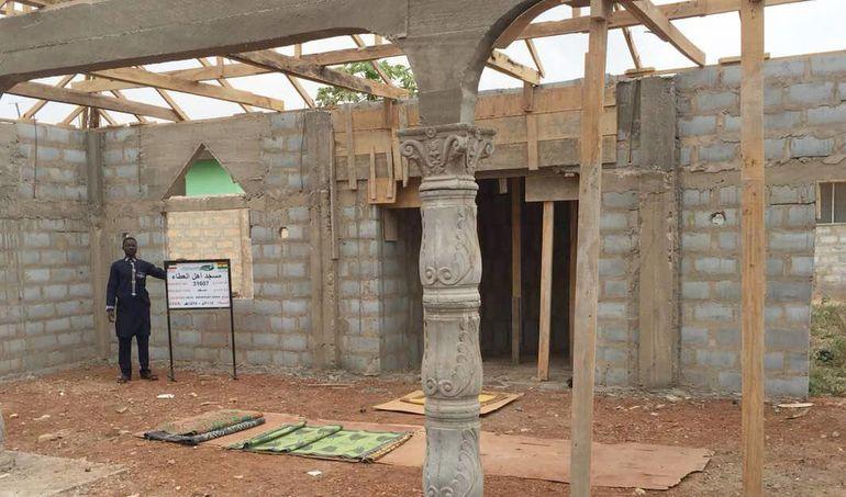 Directaid مساجد ومشاريع دعوية Ahl Al-Ataa Masjid 12