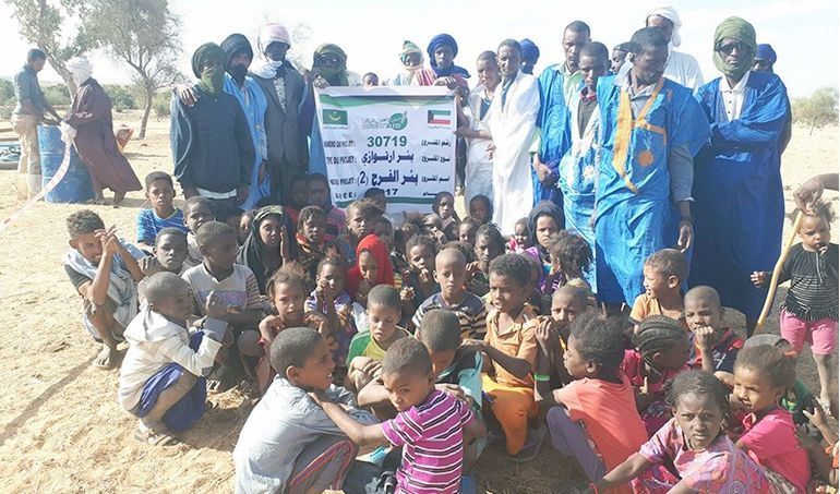 Directaid Water Projects Al-Farah Well Second 1