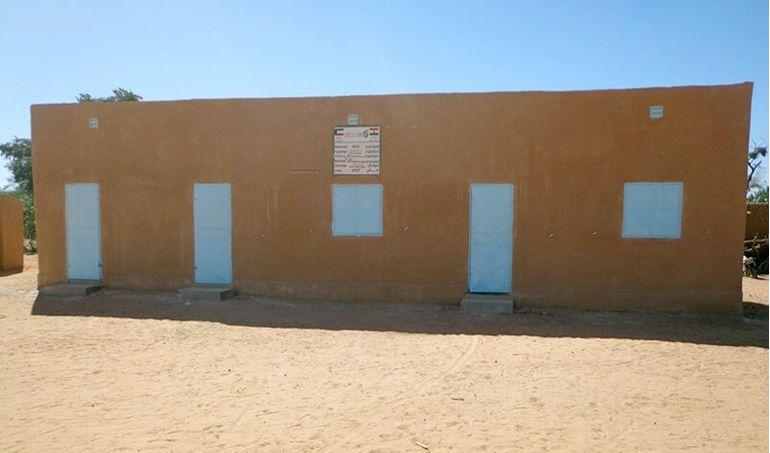 Directaid مشاريع كويت بنق Project of the last ten - night 26 - building Quran schools 22