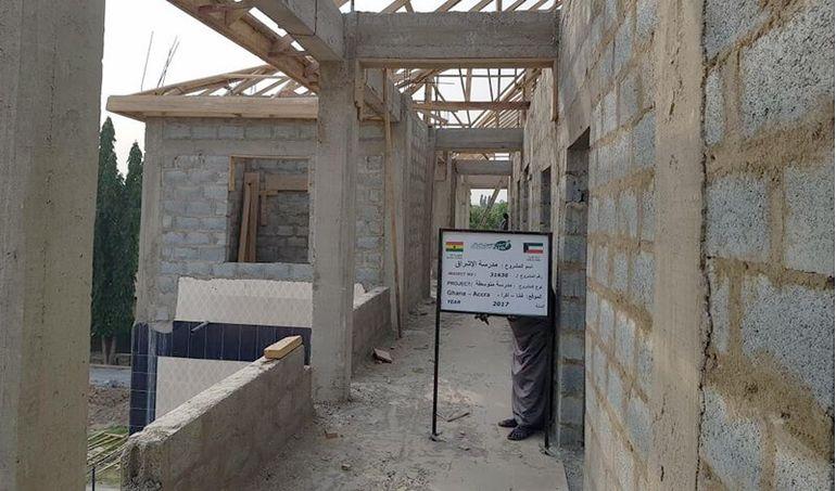Directaid المشاريع التعليمية Ashraq Middle School 13