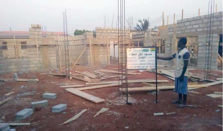 Directaid مساجد ومشاريع دعوية Ahl Al-Ataa Masjid 5
