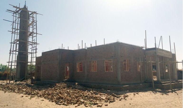 Directaid مساجد ومشاريع دعوية Masjid albarakah 4