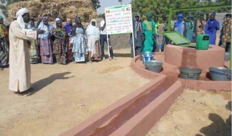 Directaid Water Projects Dhul Hijjah surface Wells 5