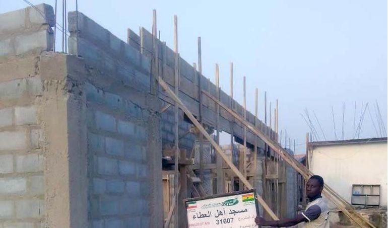 Directaid مساجد ومشاريع دعوية Ahl Al-Ataa Masjid 6