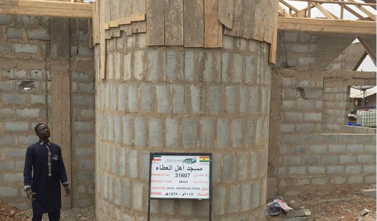 Directaid مساجد ومشاريع دعوية Ahl Al-Ataa Masjid 13