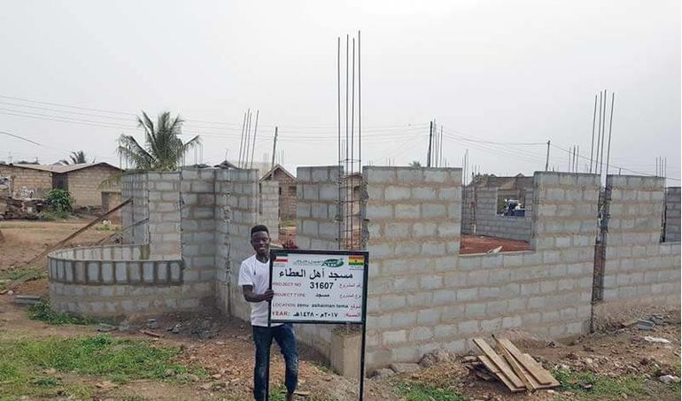 Directaid مساجد ومشاريع دعوية Ahl Al-Ataa Masjid 7