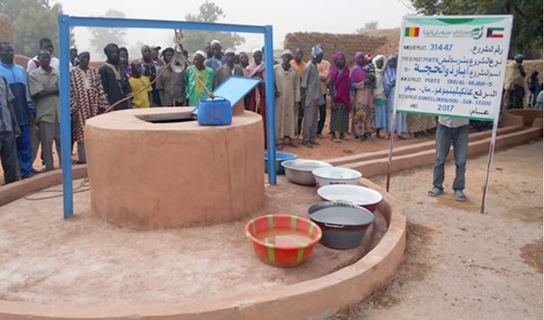 Directaid Water Projects Dhul Hijjah surface Wells 8