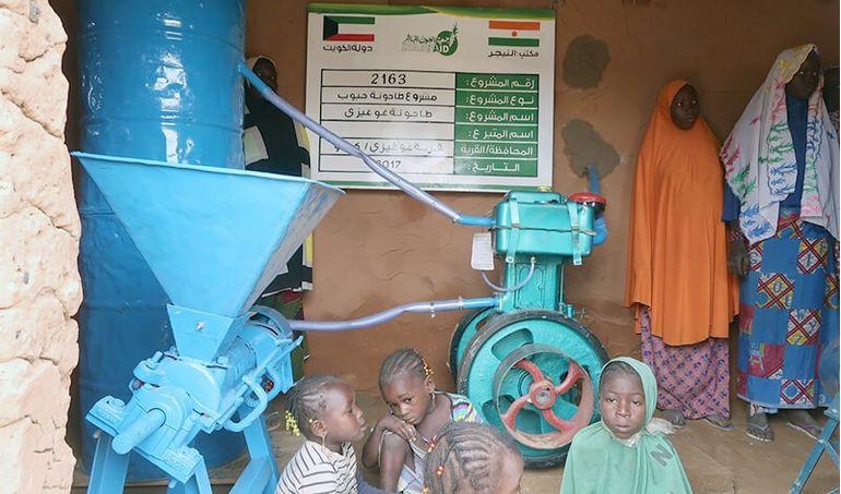 Directaid مشاريع التنمية Al-Khair Mill-2 1