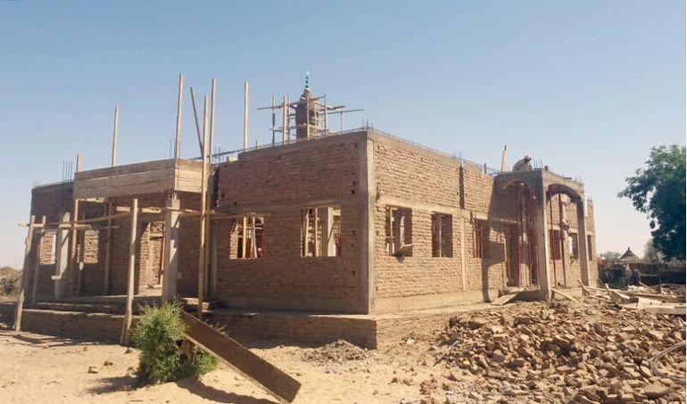 Directaid مساجد ومشاريع دعوية Masjid albarakah 7