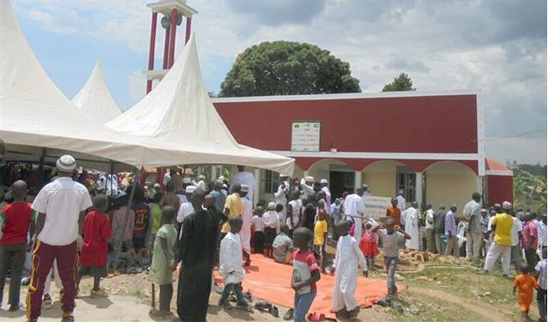 Directaid مساجد ومشاريع دعوية Safa and Marwa Masjid 12