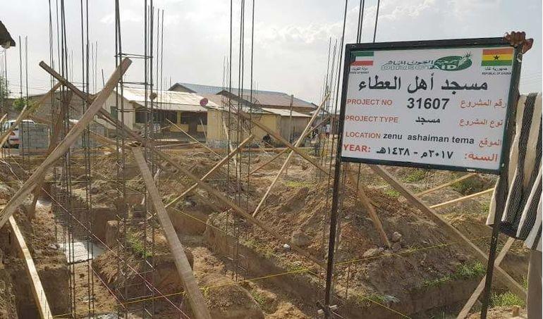 Directaid مساجد ومشاريع دعوية Ahl Al-Ataa Masjid 9