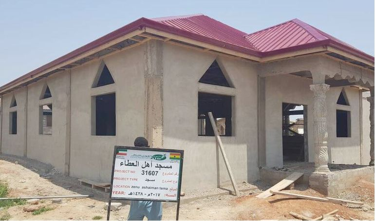 Directaid مساجد ومشاريع دعوية Ahl Al-Ataa Masjid 15