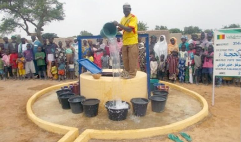 Directaid Water Projects Dhul Hijjah surface Wells 13