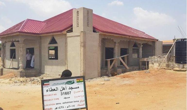Directaid مساجد ومشاريع دعوية Ahl Al-Ataa Masjid 16