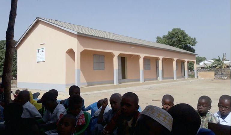 Directaid مشاريع كويت بنق Project of the last ten - night 26 - building Quran schools 4
