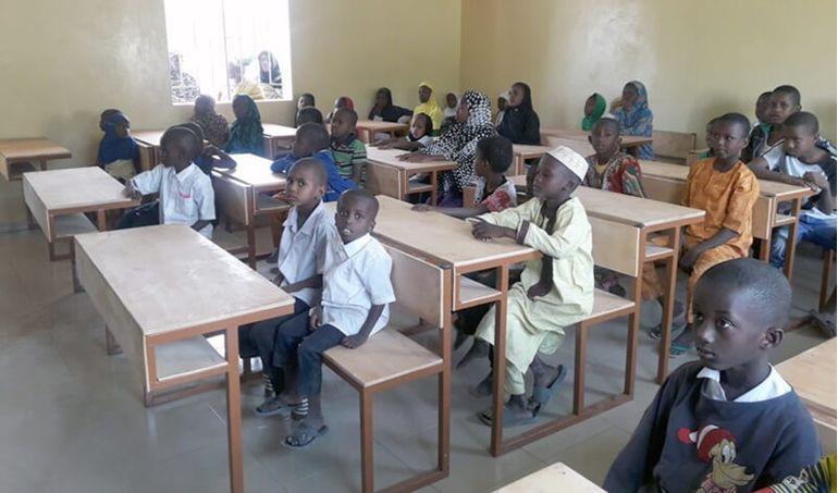 Directaid مشاريع كويت بنق Project of the last ten - night 26 - building Quran schools 6