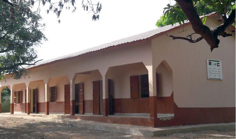 Directaid مشاريع كويت بنق Project of the last ten - night 26 - building Quran schools 7